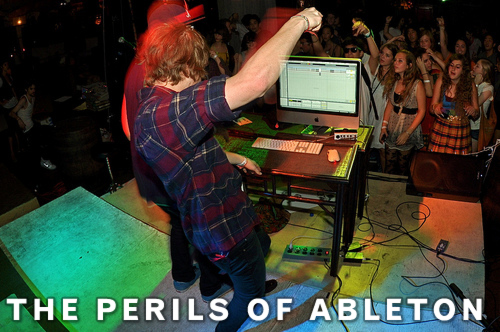 The Perils of Ableton